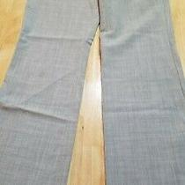 Express Editor Pants Size 2 Light Gray Never Been Worn Lightweight Fabric Photo
