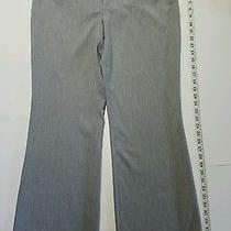 Express Editor Woman's Stretch Gray Dress Pants Size 12r  Careerworkschool Photo