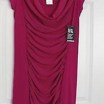 Express Express Dress Size M - Pink Photo