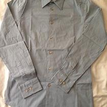 Express Fitted Mens Dress Shirt Photo