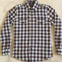 Express Fitted Shirt Size Small (Men) Photo