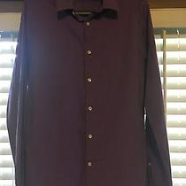 Express Fitted Shirt Small Photo