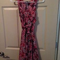 Express Floral Dress  Photo