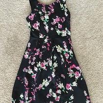Express Floral Dress Size 4 Photo