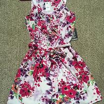 Express Floral Dress Size M- New With Tags Photo