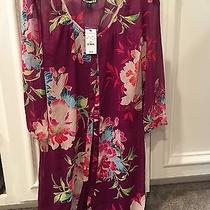 Express Floral Dress Size Small Photo