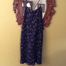 Express Flower Dress Sz 13/14 Photo
