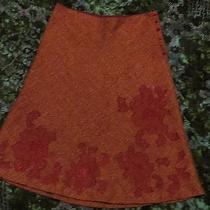Express Fun Floral Skirt Photo