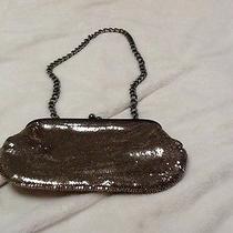 Express Gold Bag Nwot Photo