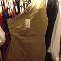 Express Gold Dress Photo