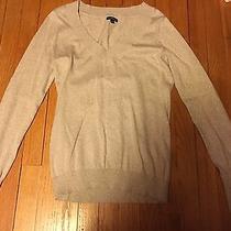 Express Golden Sweater Size Large Photo