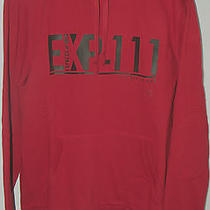 Express Graphic Fleece Hoodie Photo