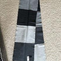 Express Gray Black White Scarf New With Tags Photo
