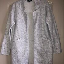 Express Gray Jacket/blazer Nwot Size Xs Photo