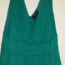 Express Green Blouse Photo