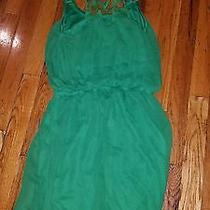 Express Green Tunic Small Photo