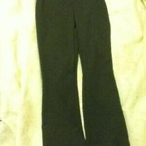 Express Grey Womens Sweatpants S/short Boot Cut Photo