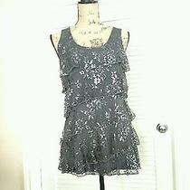 Express Halter Lace Top Photo