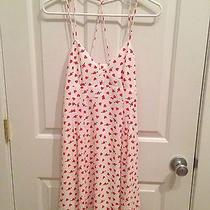 Express Heart Dress Size 4 - Perfect for Valentine's Day Photo