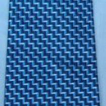 Express Herringbone Navy 2-Tone  Tie Necktie J81 Photo