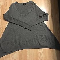 Express Hi-Lo Knit Sweater Size Xs Photo
