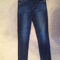 Express High Rise Ankle Legging Jeans - Women Size 4 Photo