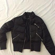 Express Jacket Black Size Medium Photo