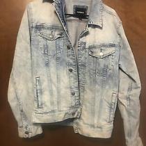 Express Jean Jacket Size S/p Photo