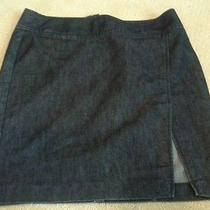 Express Jean Skirt Size 10 Great Condition  Photo