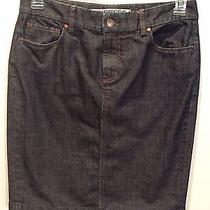 Express Jean Skirt Size 8 Precision Fit  Photo