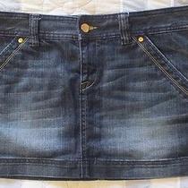 Express Jeans Denim Skirt - Size 12 Photo