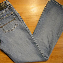 Express Jeans Flare Leg Size 3 4 Womens Denim Blue Jeans Zip Fly 100% Cotton Photo