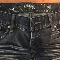 Express Jeans Girls Size 2 Regular 32 Leg Length Photo