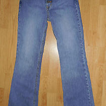 Express Jeans Junior Size 1/2 R Hipster Flare Buttonfly Photo