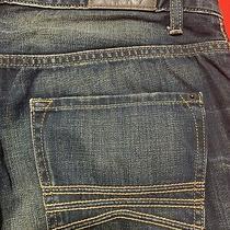 Express Jeans Kingston Classic Boot Leg  33 X 32  Men's Denim Jeans Photo
