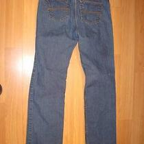 Express Jeans Low Rise Boot Cut Jeans Size 7 / 8 Photo
