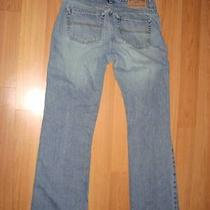 Express Jeans Low Rise Flare Jeans Size 7 / 8 Photo