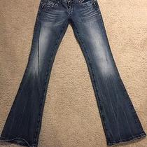 Express Jeans Pants Boot Cut Size 0 Photo