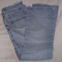 Express Jeans Size 1/2 R Denim Low Rise W 30 Flare Inseam 30 Juniors M Medium Photo