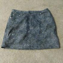 Express Jeans  Skirt 5/6 / 30 X 15 1/2 Photo