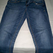 Express Jeans Sz 8 S Low Rise Photo