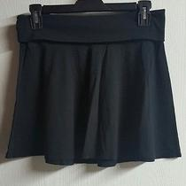 Express Junior's Size Small Black Short Skirt Photo