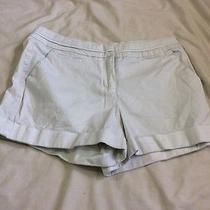 Express Khaki Shorts Size 6 Photo