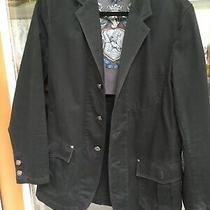 Express King of Pride Black Jacket Size Small Price Reduced Photo