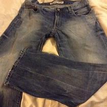 Express Kingston Classic Straight Leg Jeans- 34/30 Photo