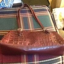 Express Ladies Wine Colored Bag Photo