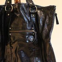 Express Large Black Tote Bag Photo