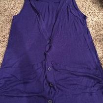 Express Large Vest Dress Photo