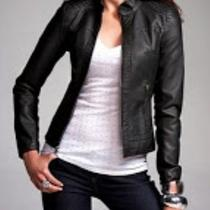 Express Leather Jacket  Photo