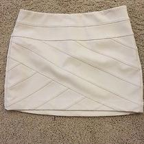 Express Leather Mini Skirt Photo